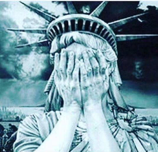 Statut de la liberté en berne